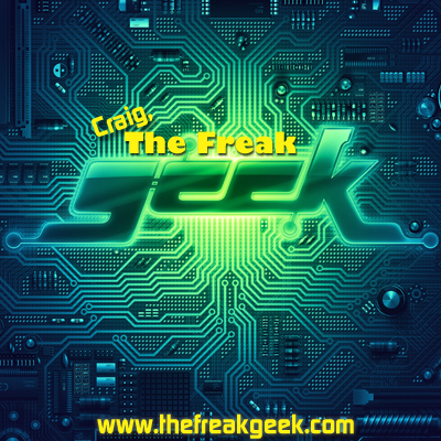 The Freak Geek's Portfolio